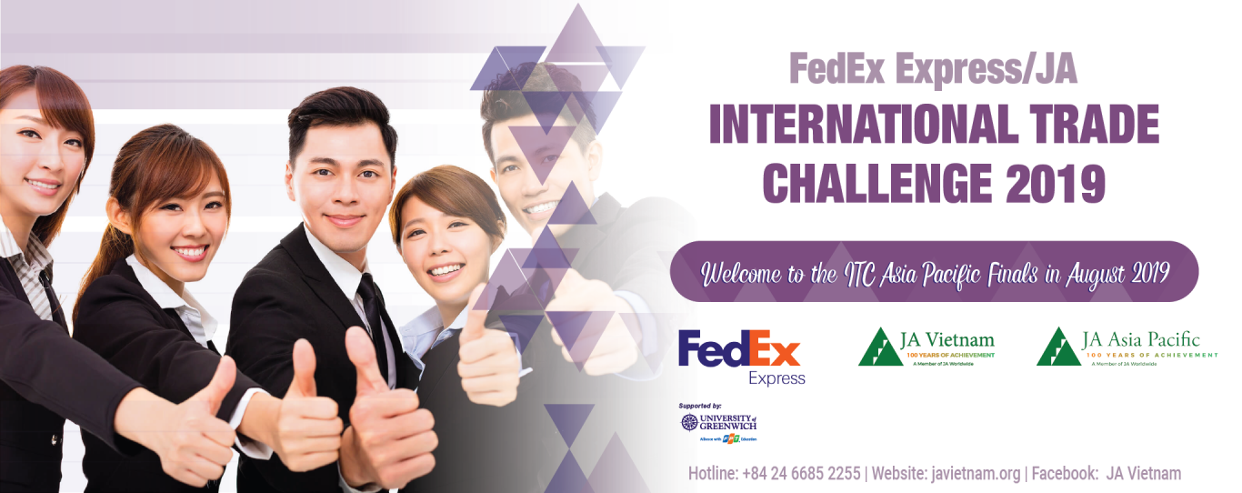THE LARGEST INTERNATIONAL TRADE CHALLENGE FOR HIGH-SCHOOL STUDENTS