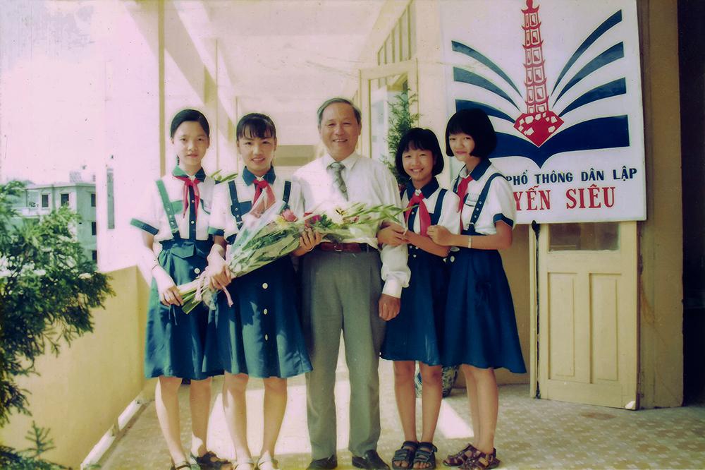 Contribution for Nguyen Sieu Museum