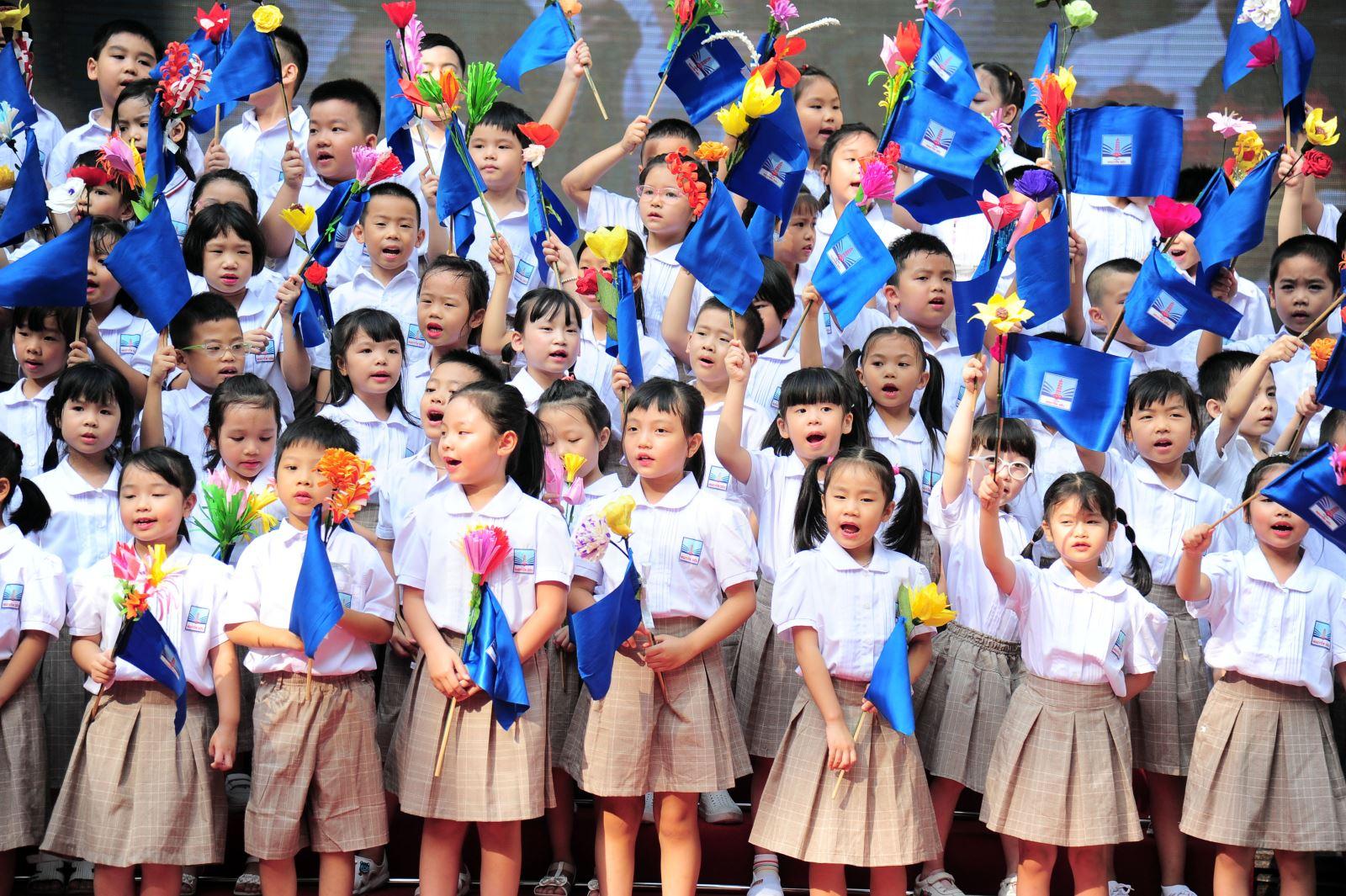 School opening ceremony 2019