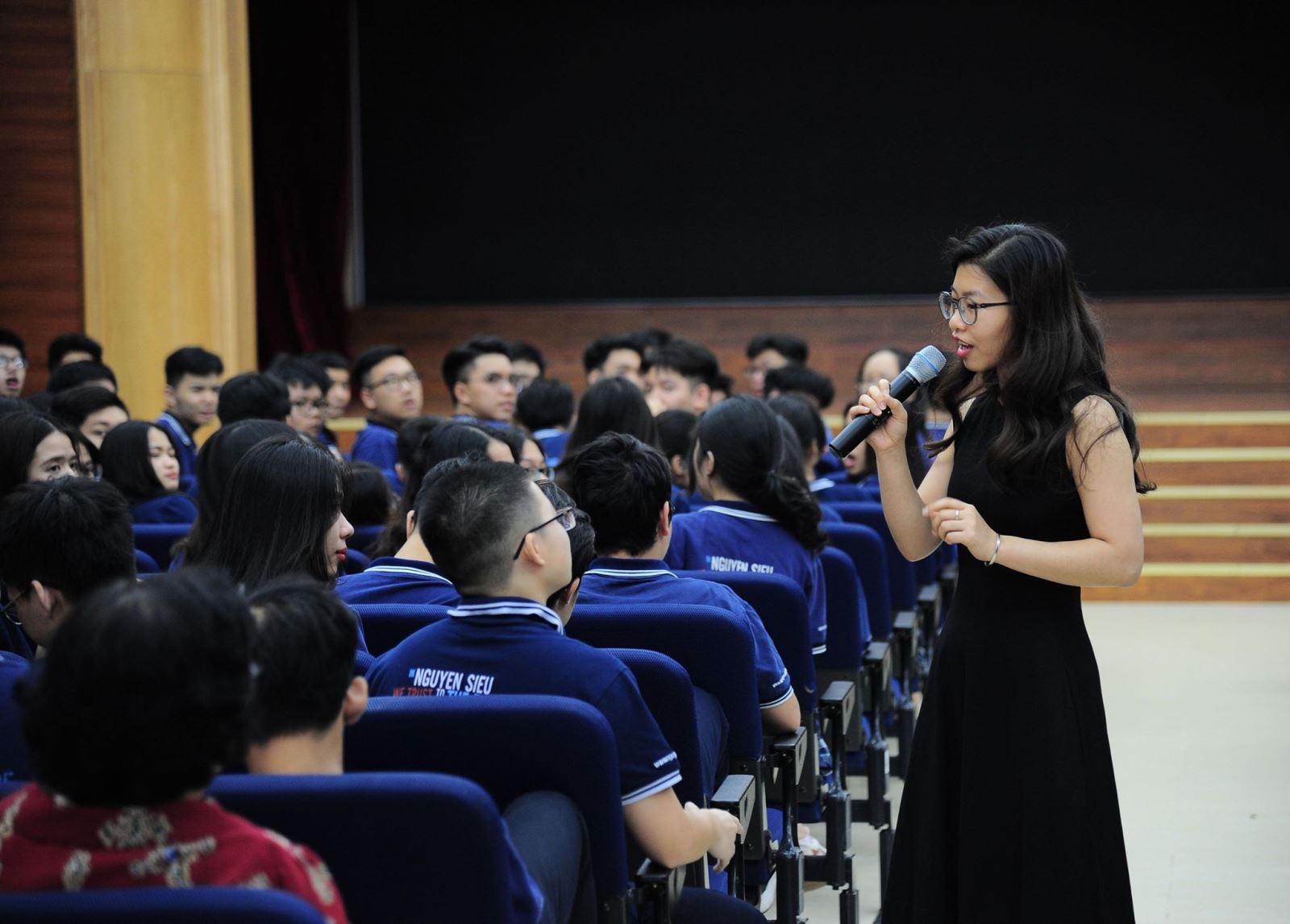 NEW ZEALAND EDUCATIONAL FAIR HOSTED BY NGUYEN SIEU SCHOOL