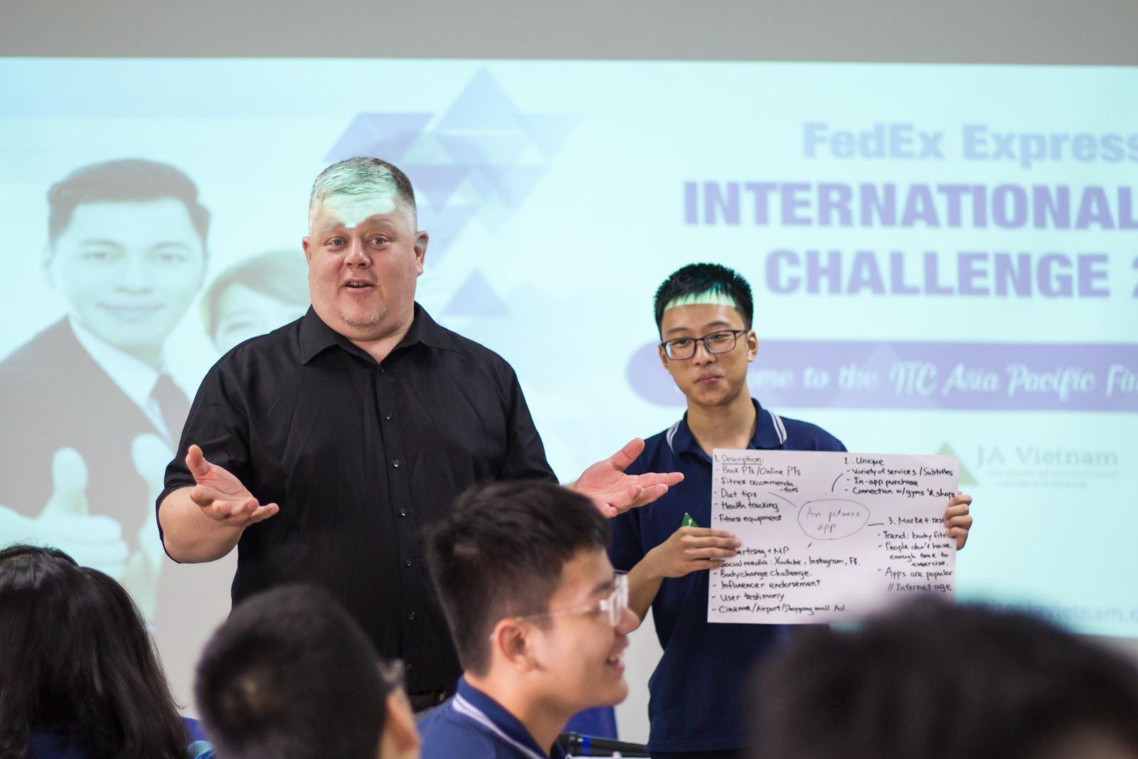 Bring International Trade into the classroom